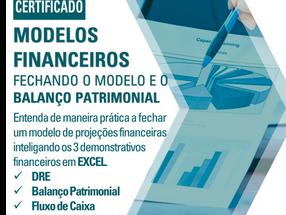 Como Fechar Modelos Financeiros Interligando DRE, BP e Fluxo de Caixa (3-Statement Model)