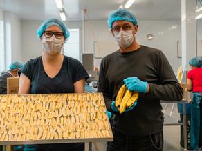 Mehr als zwei: Die Bananen-Retter*innen