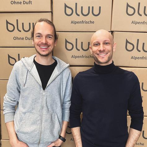 Roman und Marko von bluu: Waschen mit Wow