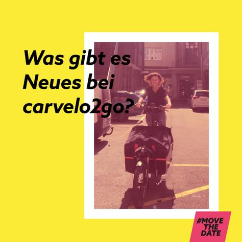 carvelo2go: Aus der Last wird eine Lust