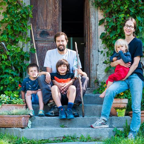 Claudia und Georg vom Biohof Dusch: Biobauern für natürliche Vielfalt