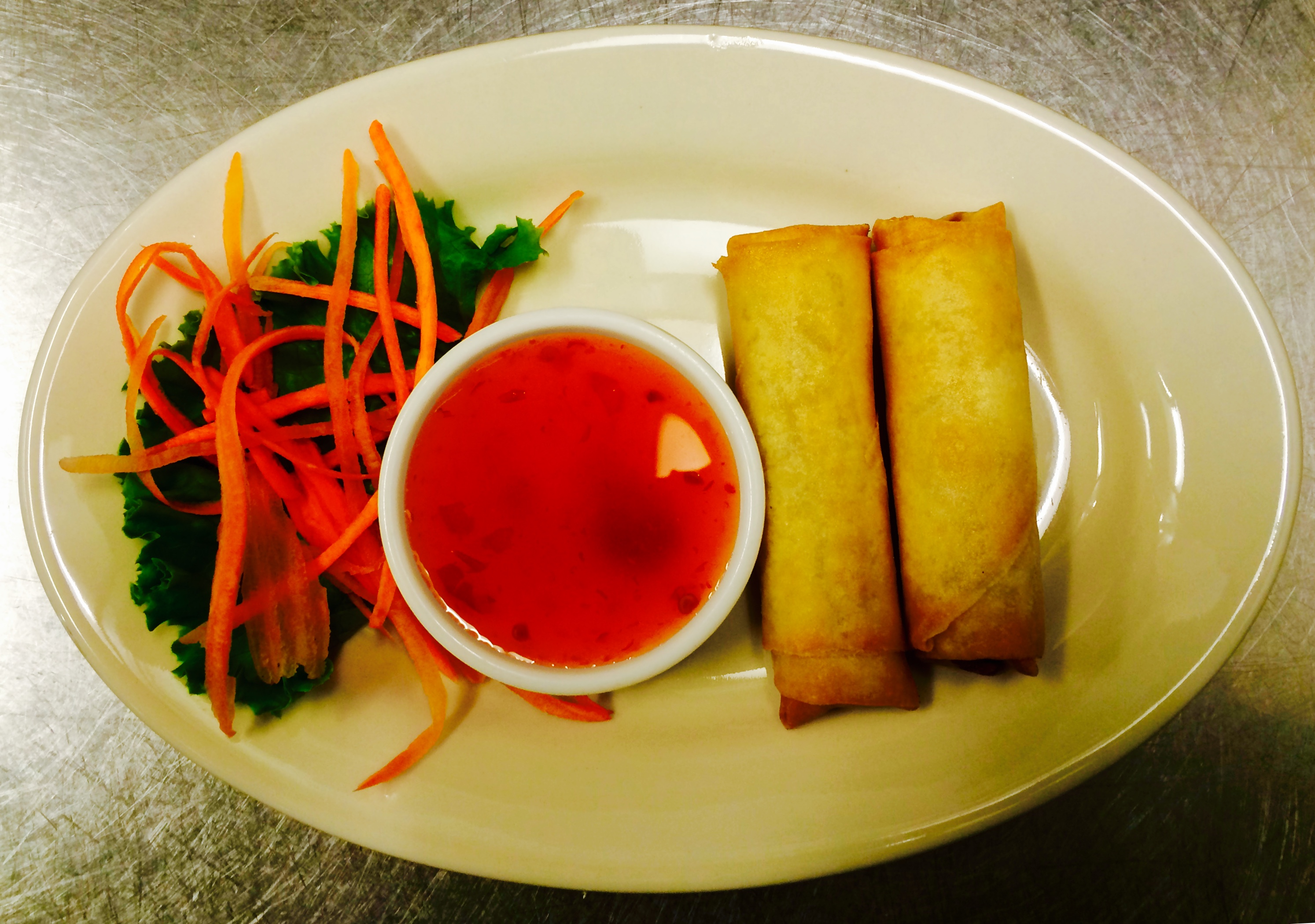 Twisted Thai Rolls