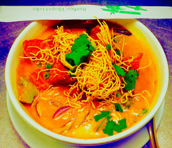 Yellow Curry Noodles