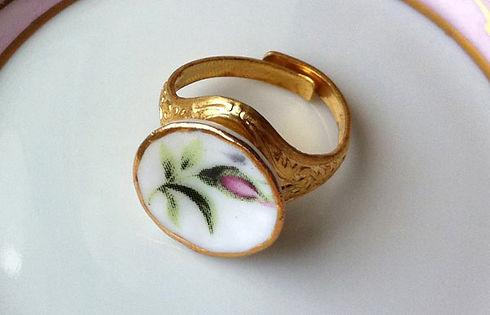 Rosebud Ring
