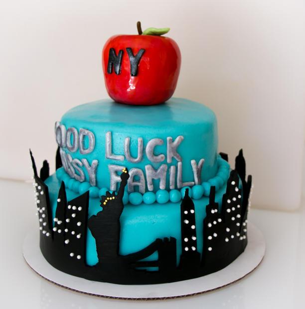 NY / Big Apple Cake