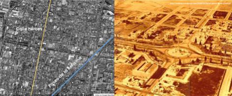 Paseo de la Reforma 1903-1910