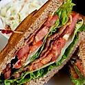 BLT (Bacon, Lettuce & Tomato) Sandwich