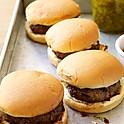 Plain 4oz Burger
