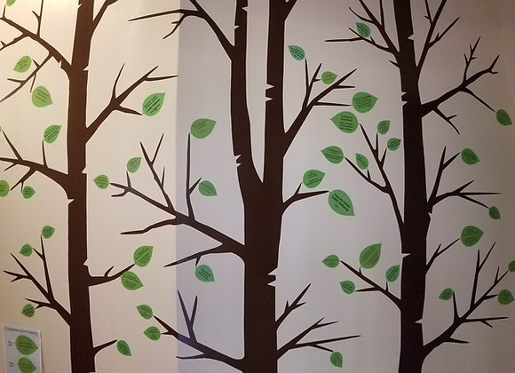 Giving Tree Leaf