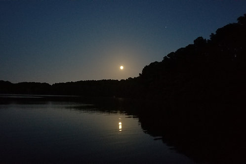 Guided Full Moon Paddle 10/1/2020