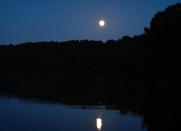 Full Moon Paddle - April 27