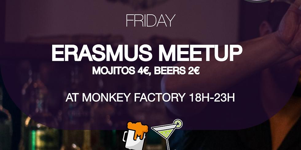 Friday Erasmus & International students Meetup