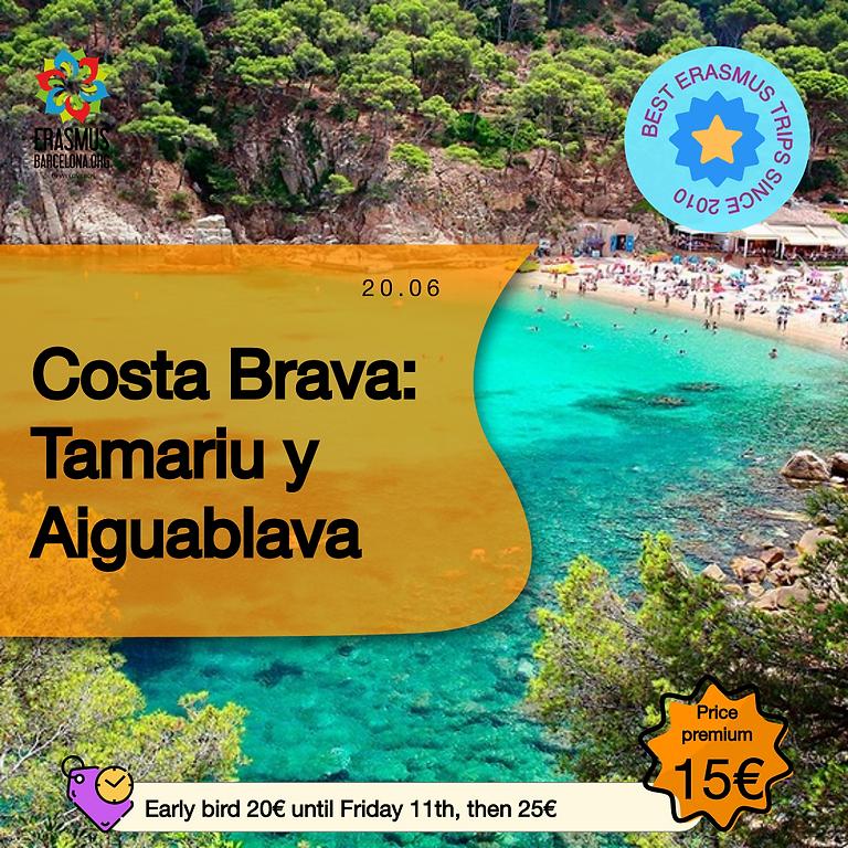 Costa Brava Experience: Tamariu + Aiguablava