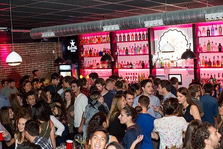 Erasmus parties Barcelona
