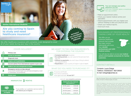Health Insurance for Erasmus and Exchange Students in Barcelona with BARCETIP