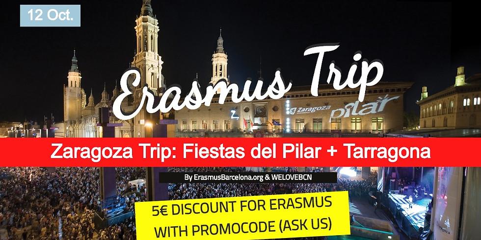 Zaragoza Trip: Fiestas del Pilar + Tarragona