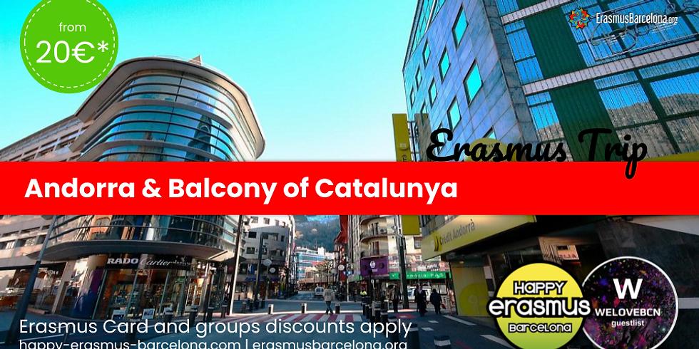 Andorra Trip & Balcony of Catalunya (1)
