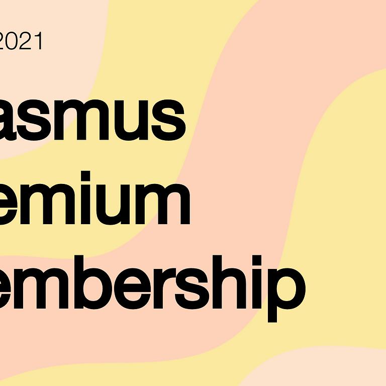 Erasmus Premium Card Membership