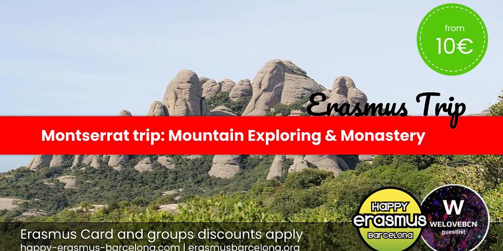 Trip to Montserrat: Mountain Exploring and Monastery