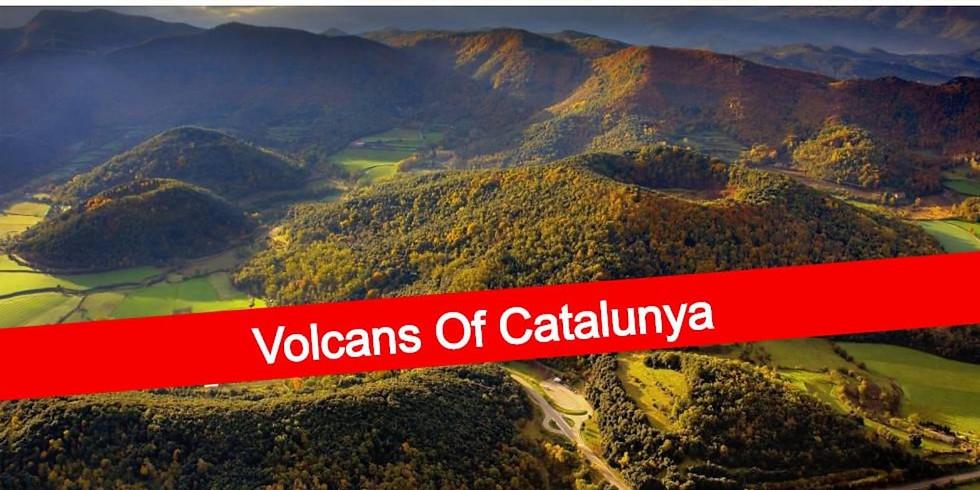 Volcanoes of Catalunya and La Fageda Florest