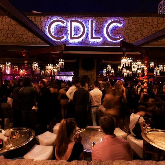 Wednesday International Party Beach at CDLC