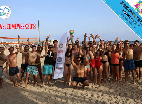 Welcome Week: Erasmus Barcelona 2020