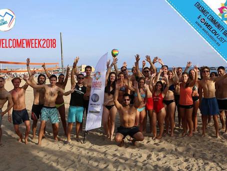 Welcome Week: Erasmus Barcelona 2020