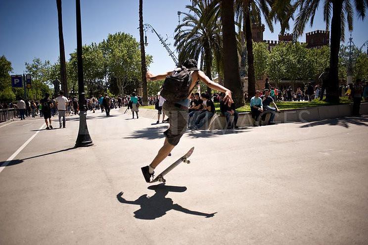 erasmus barcelona skate