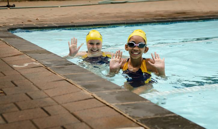 LSQ Swimmers