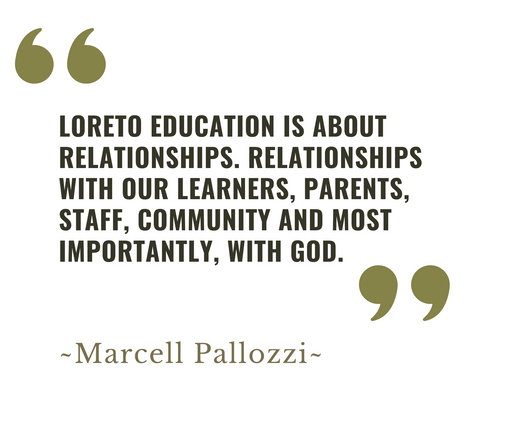 A quote by our Head of School