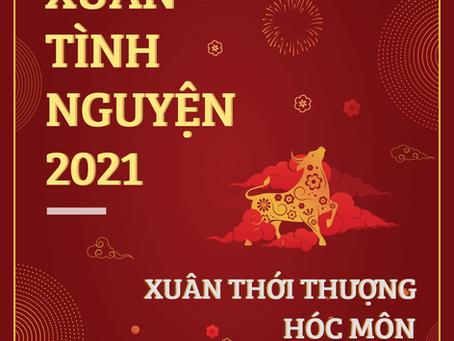 [XUÂN TÌNH NGUYỆN 2021] -ĐỘI HÌNH XÃ XUÂN THỚI THƯỢNG, HÓC MÔN-