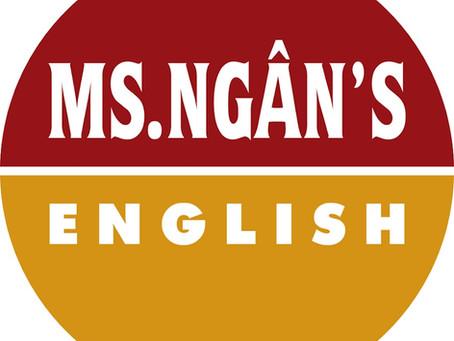 Anh ngữ Ms. Ngân's English thông báo tuyển dụng vị trí Trợ giảng