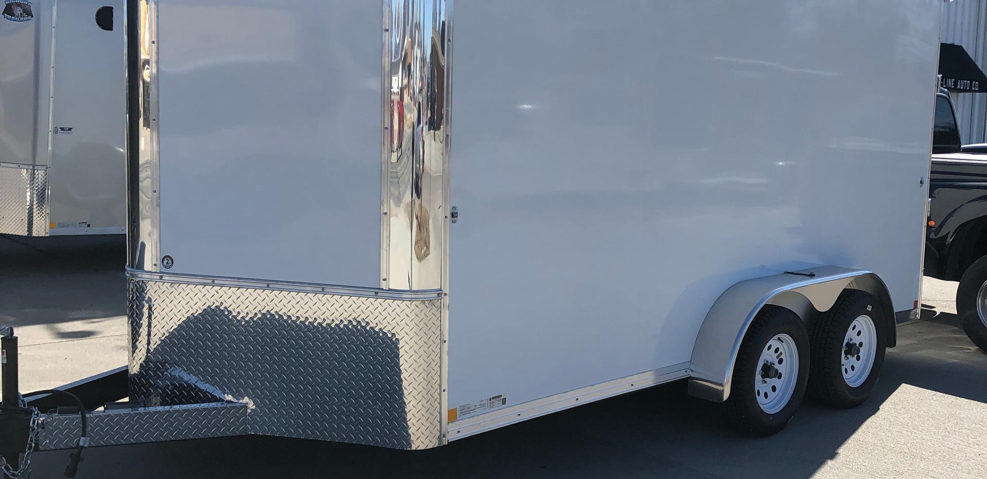 2021 R&M Big Horn Contractor Cargo 7x14x78