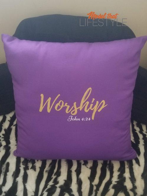 Worship Pillow