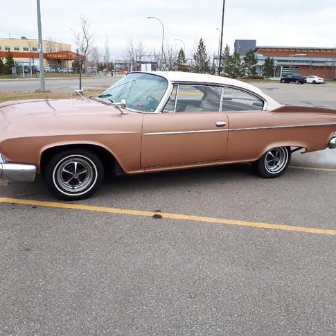 SOLD $8500 1961 Dodge Pioneer