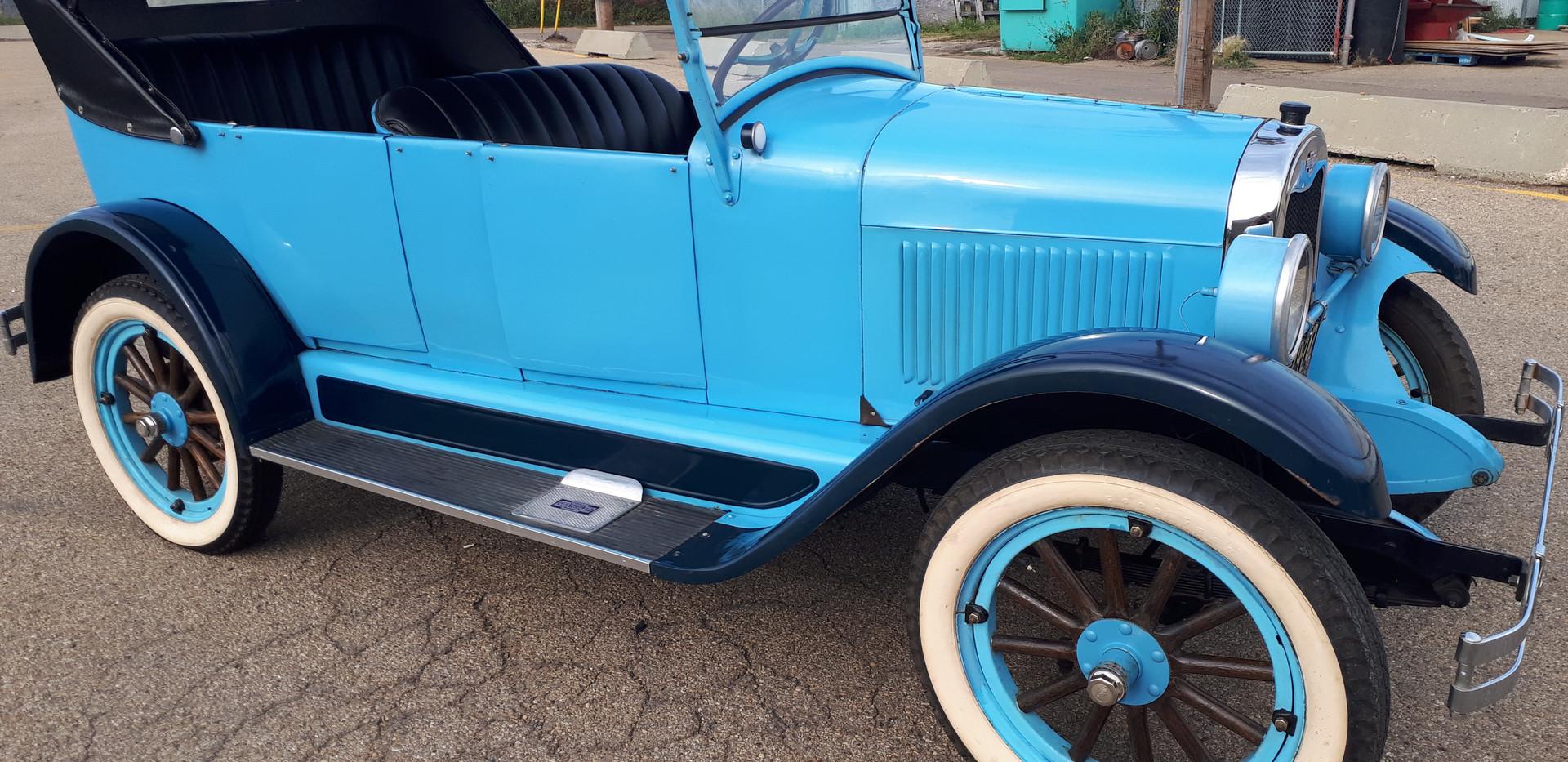 1925 Chevrolet Touring Convertible