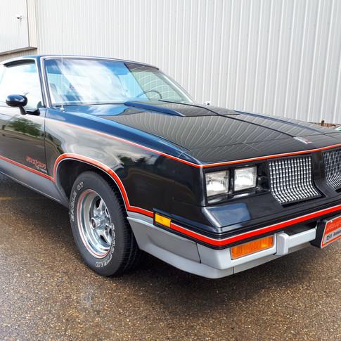 SOLD $18,000 1983 Oldsmobile Hurst