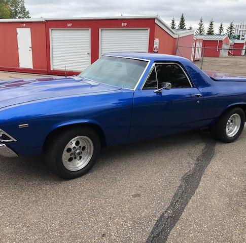 1969 Chevrolet El Camino SS Custom