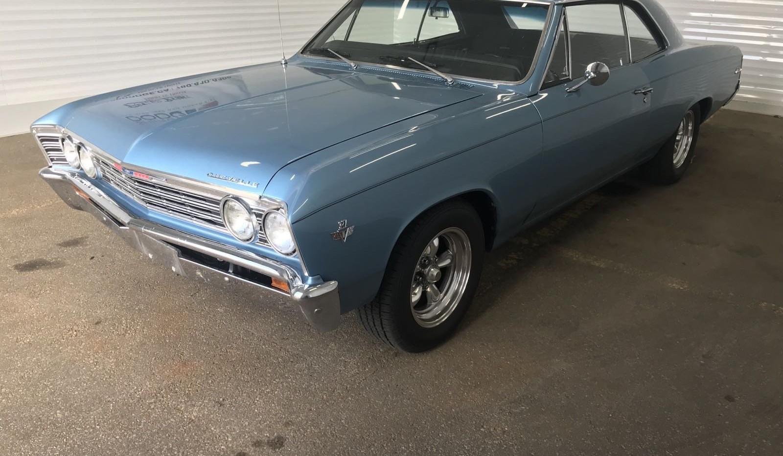 1967 Chevrolet Malibu 327