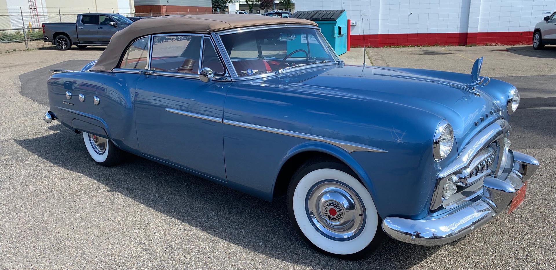 1951 Packard Ultramatic