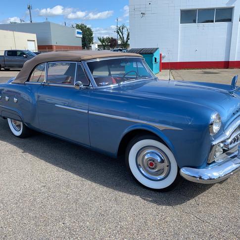 1951 Packard Ultramatic Convertible