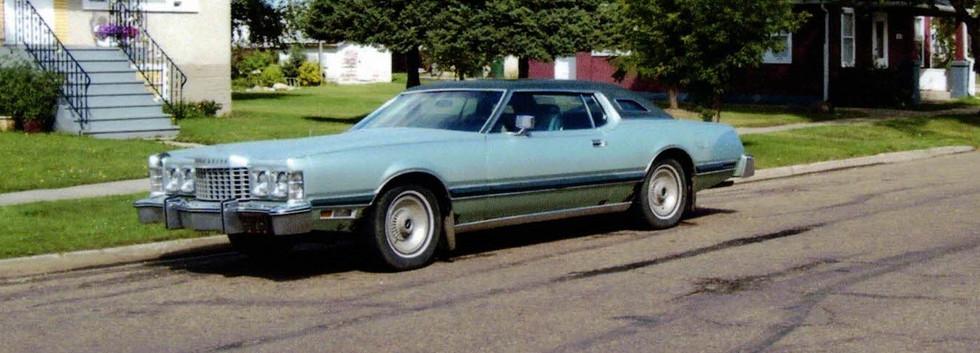 1976 Ford Thunderbird NO RESERVE
