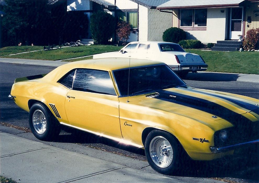 1970's Restoration