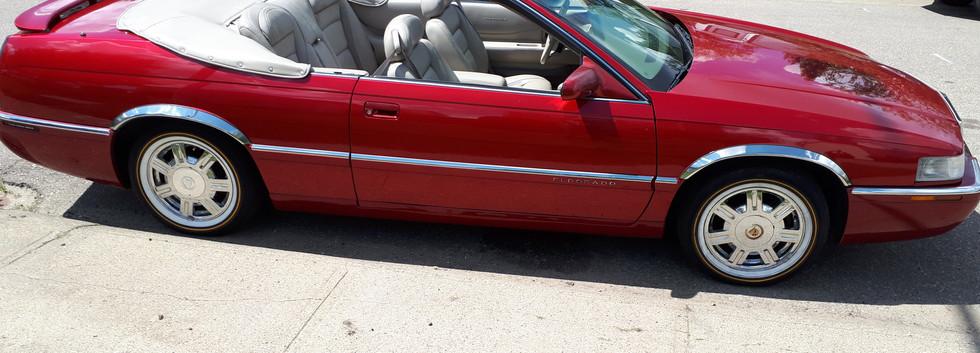 1998 Cadillac Eldorado Convertible