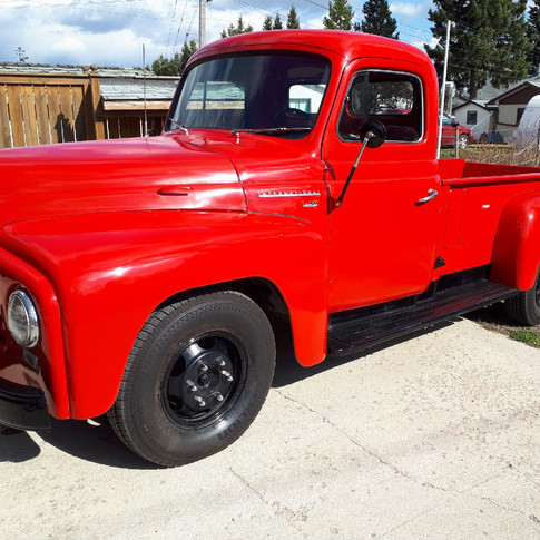 1951 International L130