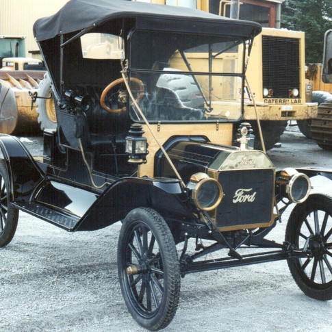 SOLD $10,500 1913 Ford Model T Roadster