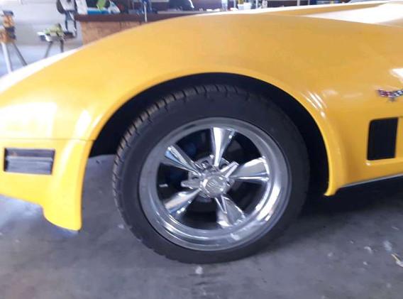 1980 Chev Corvette