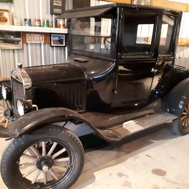 SOLD $8100 1925 Ford Model T