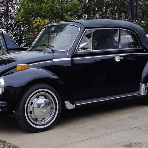 SOLD $13,000 1978 Volkswagen Karmann Convertible