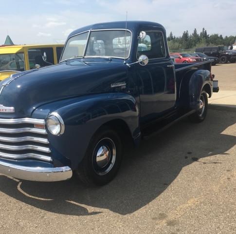 SOLD $18000 1950 Chevrolet 1300